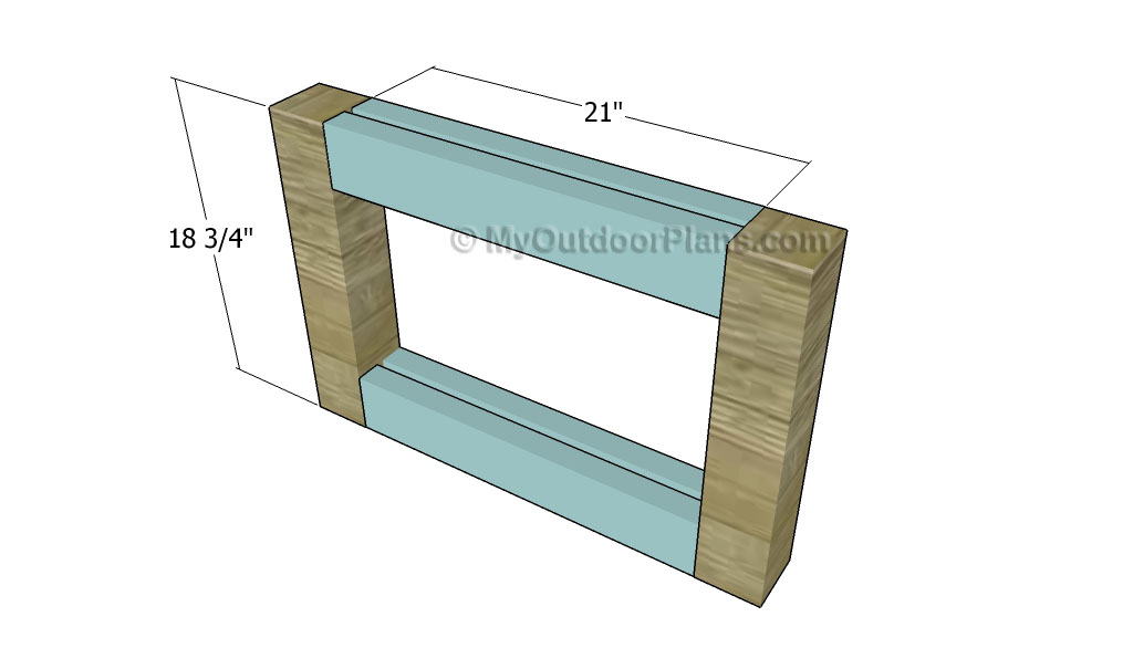 Washer Dryer Pedestal Plans | Free Outdoor Plans - DIY Shed, Wooden ...