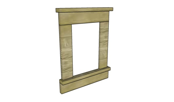 Picture frame plans