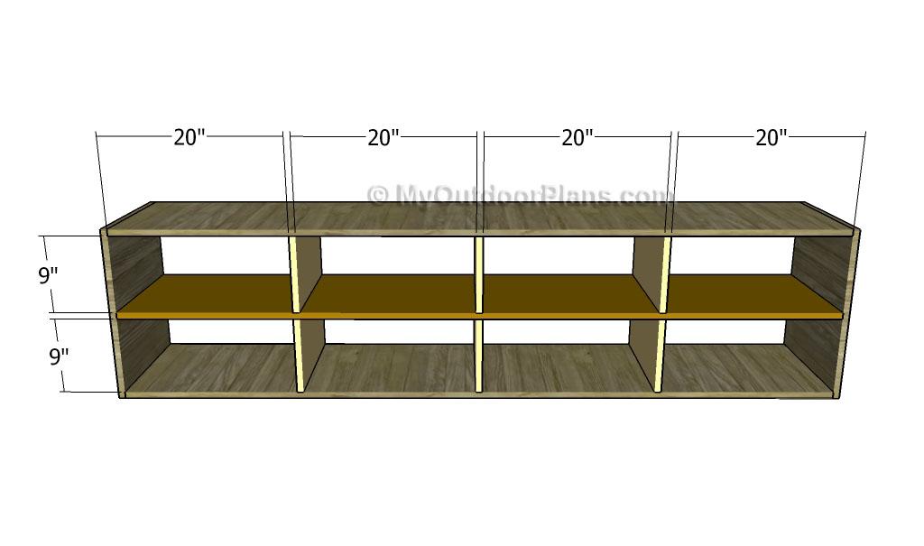 Platform Storage Bed Plans | Free Outdoor Plans – DIY Shed, Wooden ...