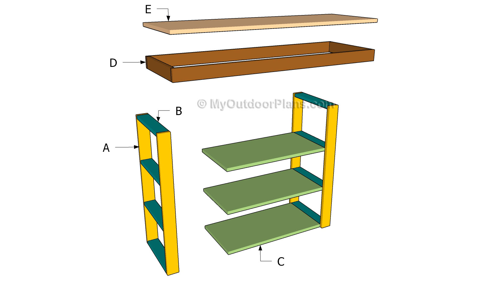 Building a console table how to build a console table myoutdoorplans free woodworking