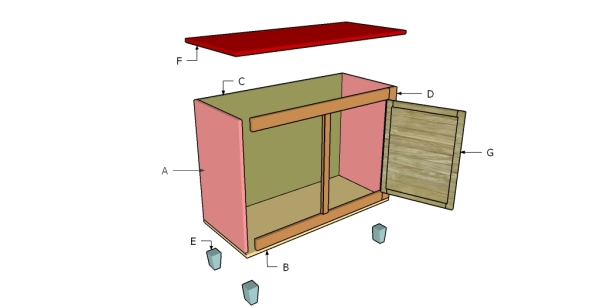 Building a sideboard