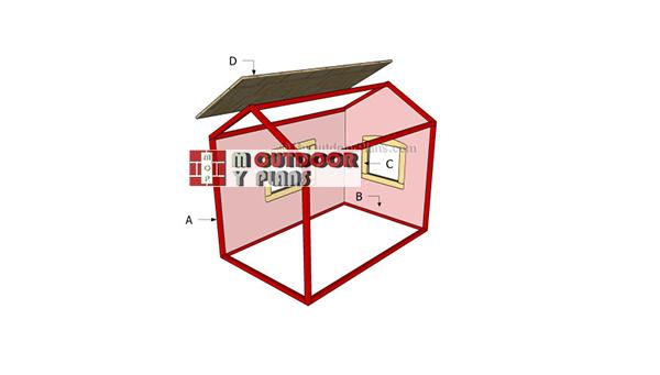 Building-an-indoor-playhouse