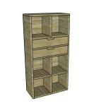 Closet Storage Plans
