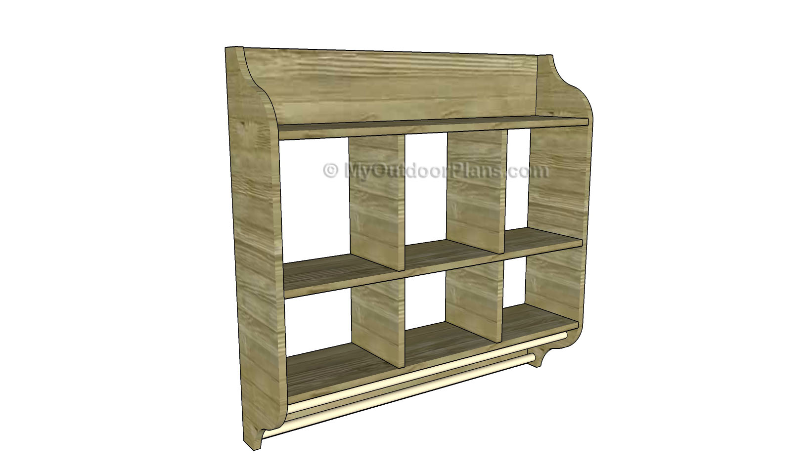 lovely Diy Hutch Plans Part - 8: Kitchen Hutch Plans | MyOutdoorPlans | Free Woodworking Plans and Projects,  DIY Shed, Wooden Playhouse, Pergola, Bbq