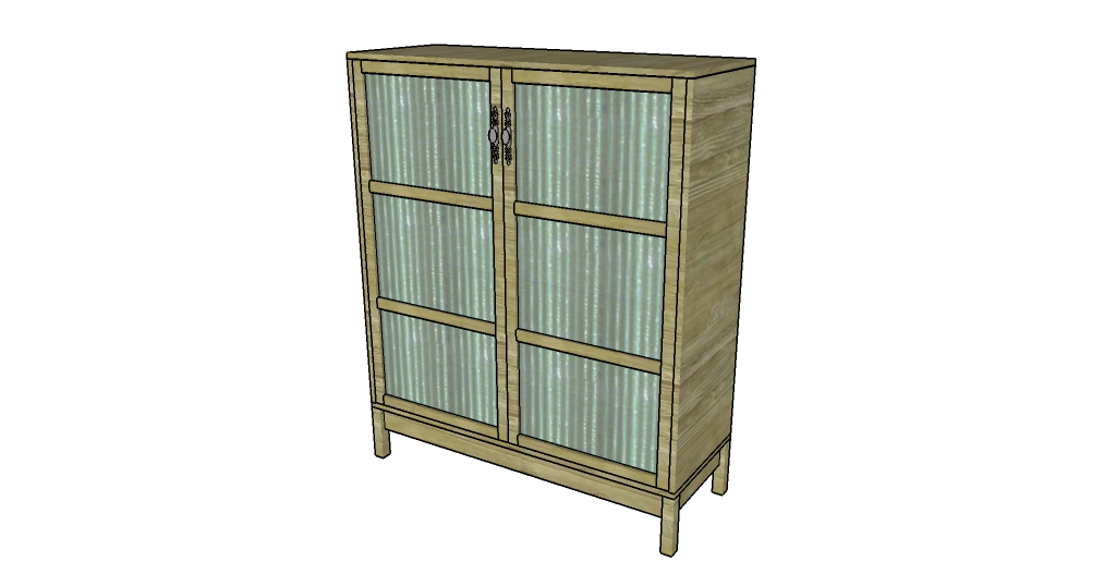 Superieur Pantry Cabinet Plans | MyOutdoorPlans | Free Woodworking Plans And  Projects, DIY Shed, Wooden Playhouse, Pergola, Bbq