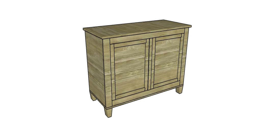 Room divider plans myoutdoorplans free woodworking for Bedside cabinet plans