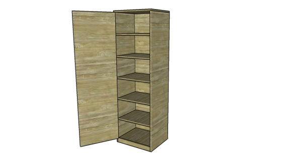 Storage Cabinet Plans - Storage Cabinet Plans MyOutdoorPlans Free Woodworking Plans