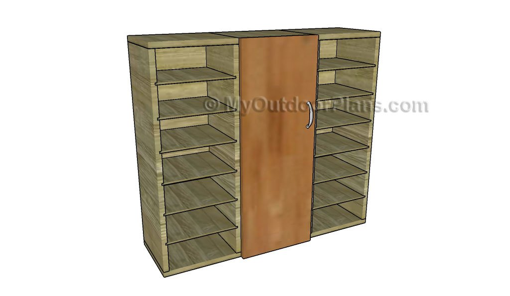 Permalink to how to build wood garage storage cabinets