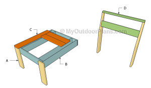 Building a sectional sofa