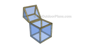 How to build a mini-greenhouse