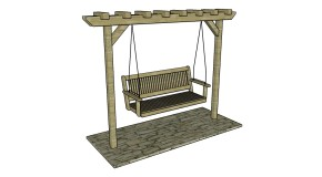 Swing Stand Plans