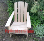 Simple Adirondack Chair