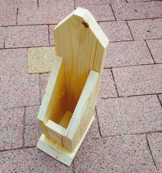 Birdhouse-frame