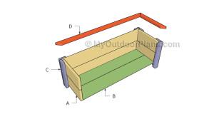 Building a planter box