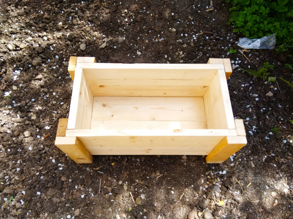 Wide Planter Box Myoutdoorplans Free Woodworking Plans