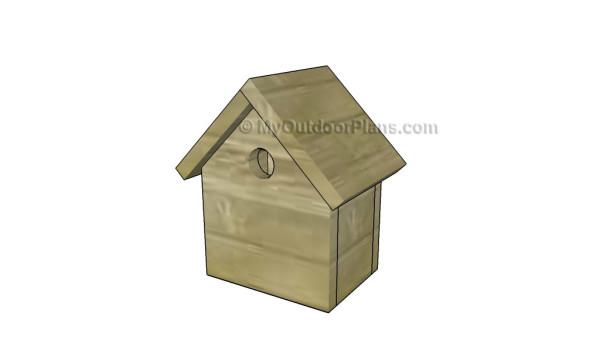 Free birdhouse plans