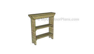 Free plant stand plans