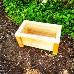 Simple Planter box