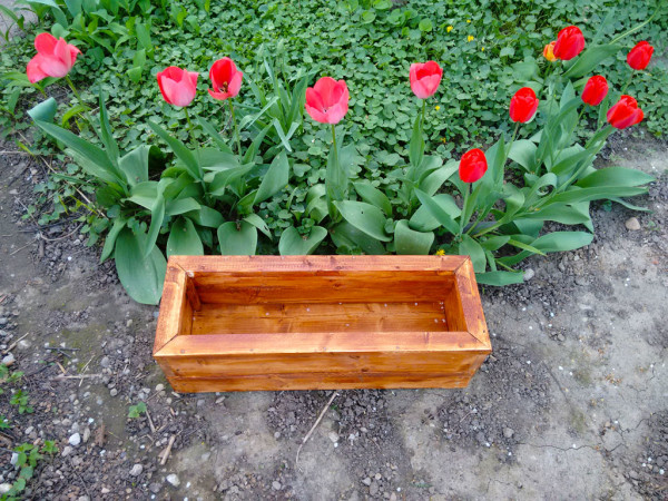 Wooden-planter-box