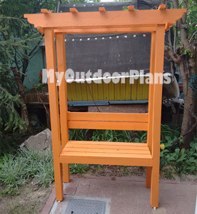 Arbor-with-bench