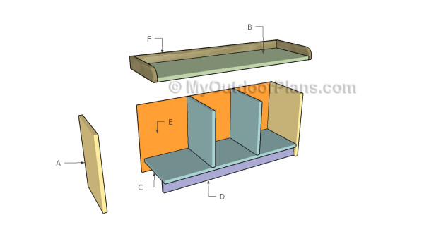 Building an entryway bench