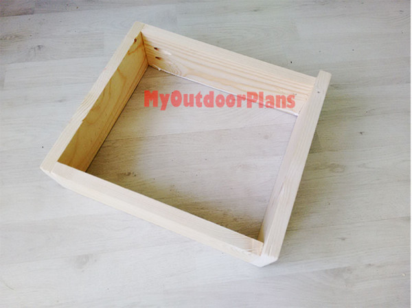 Building-the-drawer-frame