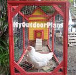 Diy Chicken Run Plans