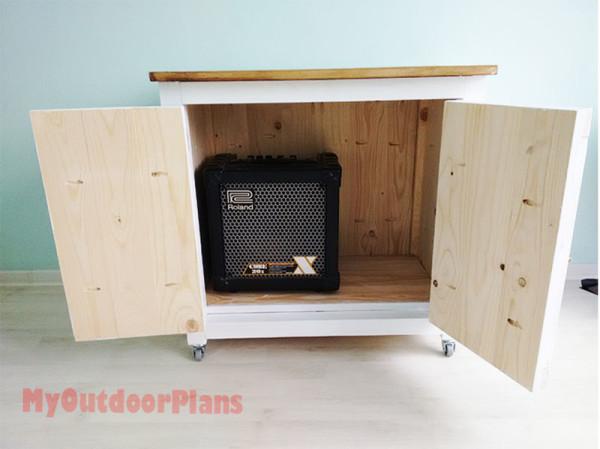 Diy-rolling-cabinet
