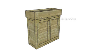 Fish Tank Stand Plans MOP