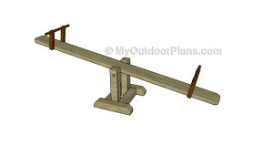 How to build a seesaw