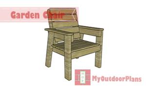 Garden-chair-plans