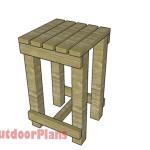 Rain Barrel Stand Plans