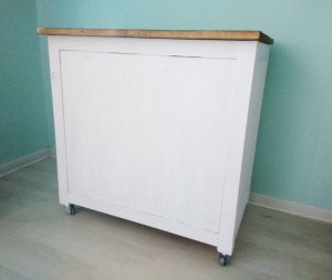 Rolling-cabinet-diy