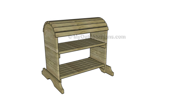 Saddle Stand Plans Myoutdoorplans Free Woodworking
