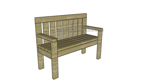 ... plans simple wood bench plans 2x4 garden bench 2x4 outdoor bench plans