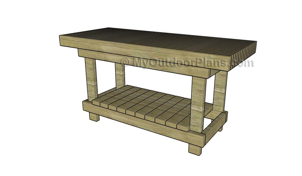 Super 2X4 Workbench Plans Myoutdoorplans Free Woodworking Creativecarmelina Interior Chair Design Creativecarmelinacom