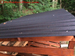 Building-the-roof-of-the-firewood-shed