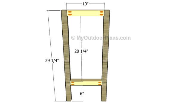 Outdoor Bar Stool Plans Myoutdoorplans Free