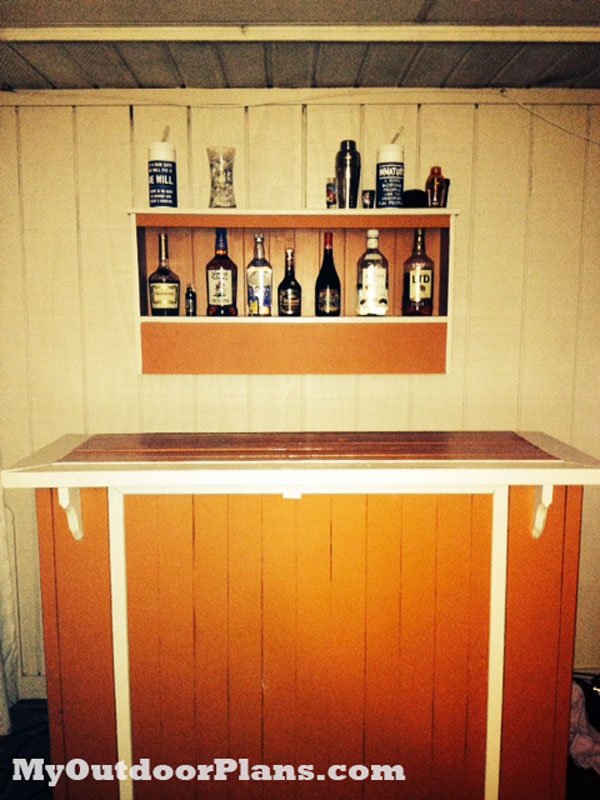 Diy Outdoor Bar Myoutdoorplans Free Woodworking Plans And Projects Diy Shed Wooden