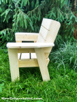 DIY Garden Chair