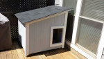 DIY Large Dog House