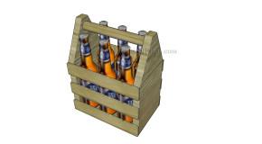 Beer Tote Plans