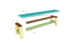 Building a bench seat
