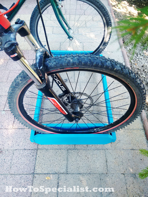 DIY Bike Rack