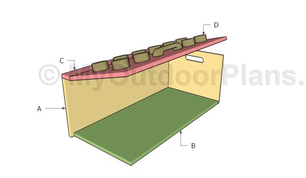 Building a tpy box