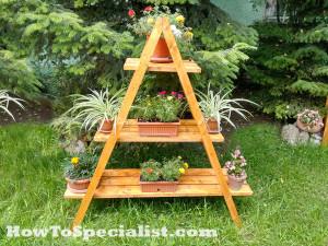 DIY-Ladder-Plant-Stand