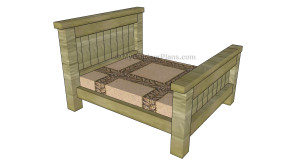 Farmhouse Pet Bed Plans