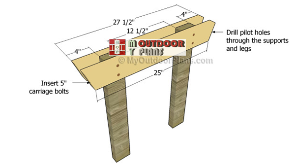 Fitting-the-table-supoorts