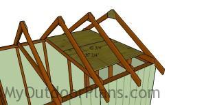 Building the loft