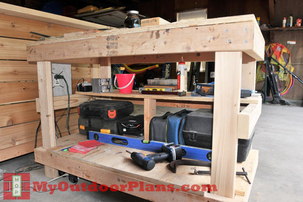 DIY-2x4-Workbench